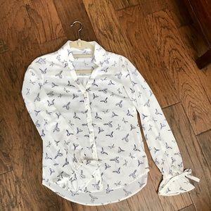 Express Portofino Shirt Slim Fit